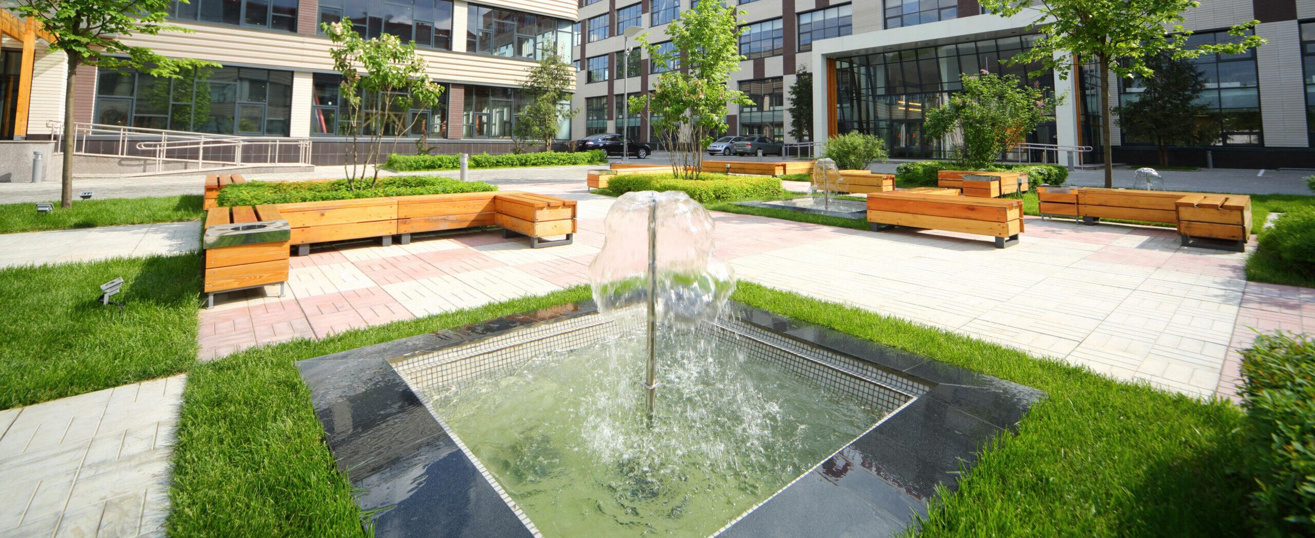 Outdoor estates compliance efficient single contractor